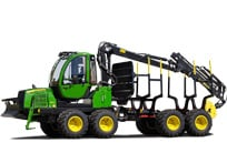 Click here to learn more about our model 810E Forwarder