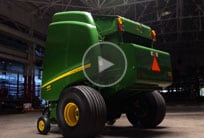 Follow the link to see the video comparing 9 Series versus 9 Series Premium Balers