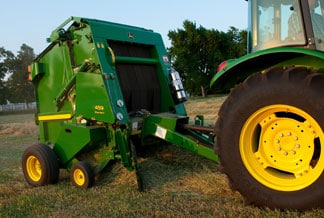 The All-New 2012 9 Series Round Balers
