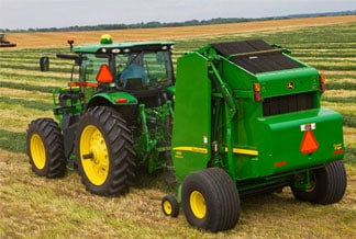 All-New 9 Series Round Balers