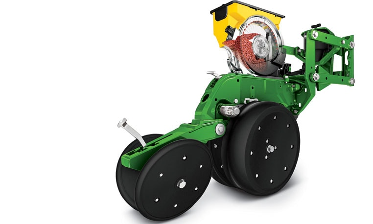 Photo of an ExactEmerge™ Row Unit