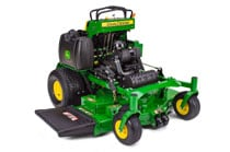 Follow link to view QuikTrak Stand-On Mowers