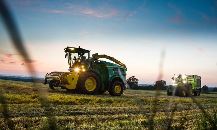John Deere Self Propelled Forage Harvesters