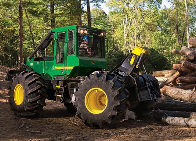540G-III Cable Skidder