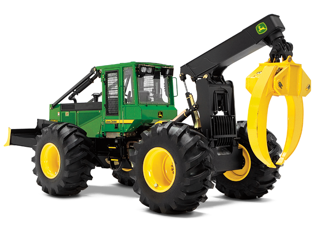 548G-III Grapple Skidder