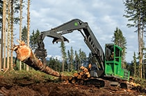 3156G Forestry Swing Machine