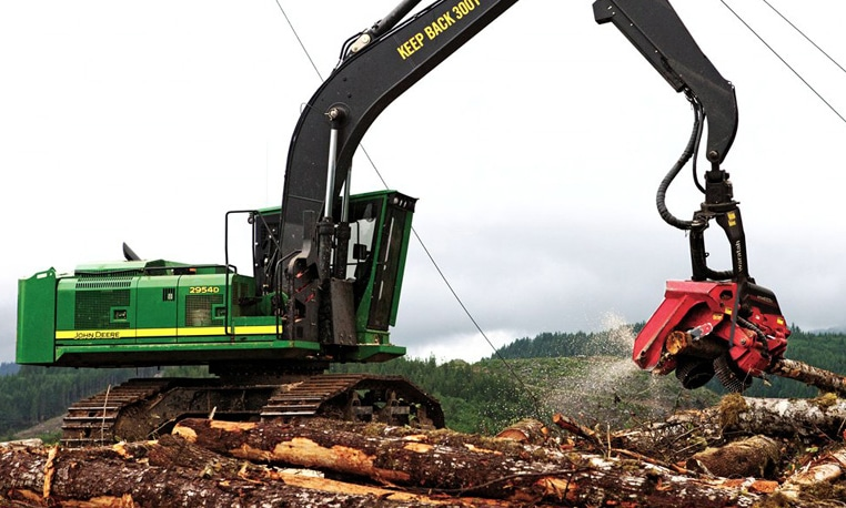 Forestry Swing Machines