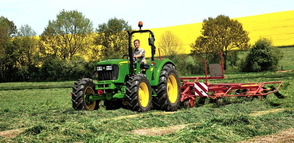 john deere 5e series tractors. Black Bedroom Furniture Sets. Home Design Ideas