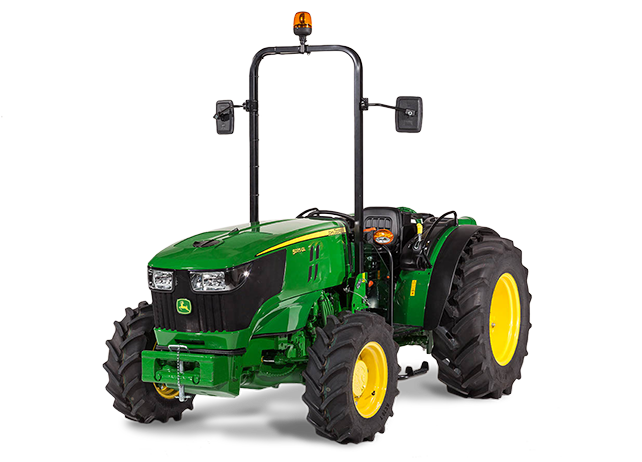 5GL – Low Profile, a new John Deere solution