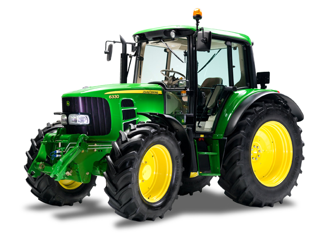 Paint To Use On John Deere Tractor