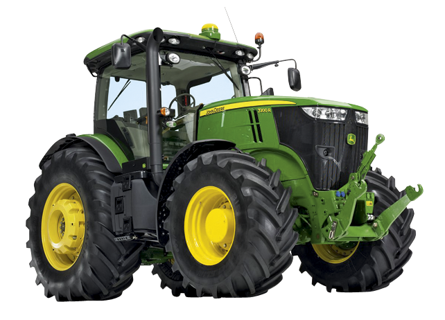 7200R Tractor