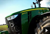 8R/8RT Series Tractors