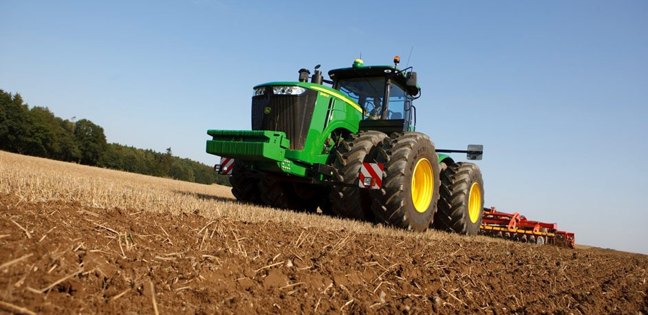 John Deere 9R Series tractors: Unleash the beast