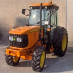 5 series tractors: special paint options