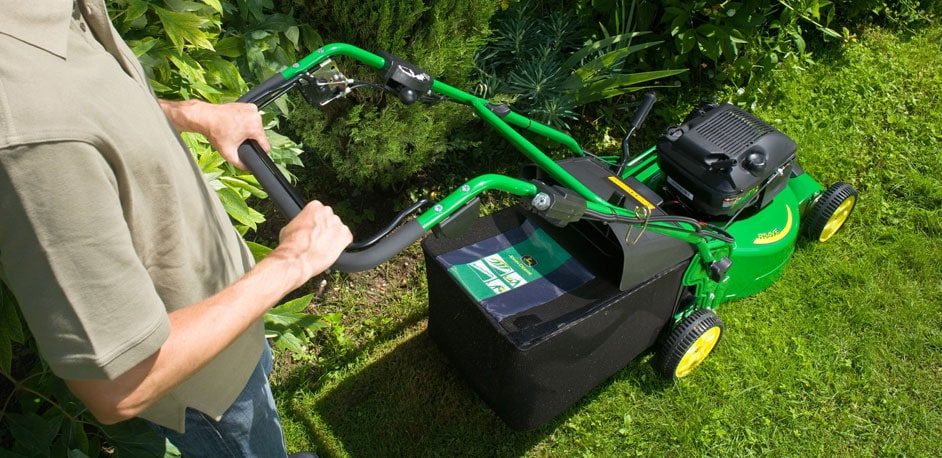 Premium Electric Start Mower