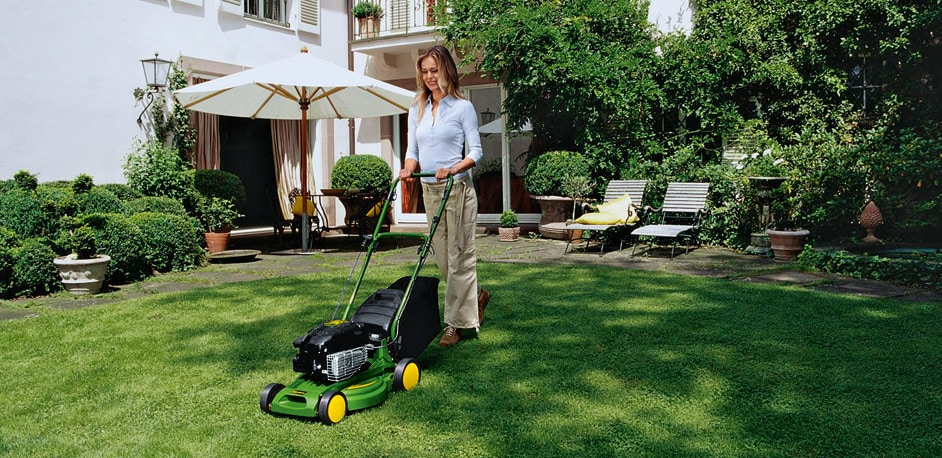 Premium Walk Behind Mower