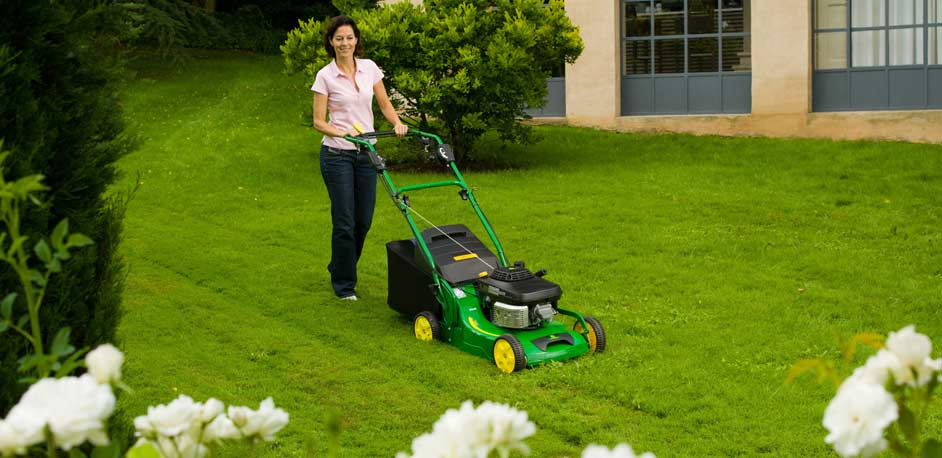Variable Speed Mower