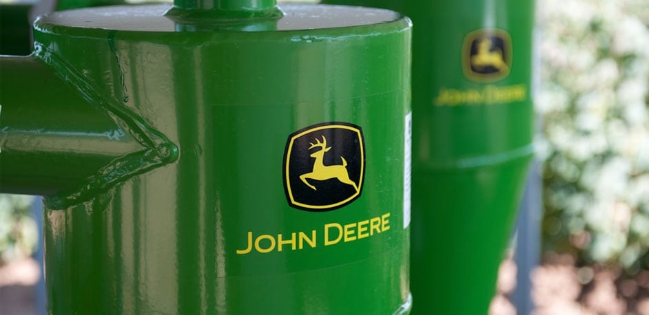 Filtration products from John Deere