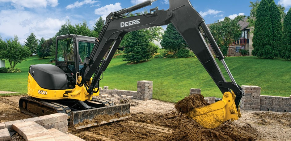 Commercial Worksite Products from John Deere