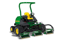 Large-area Reel Mowers