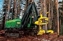 903M Tracked Feller Buncher