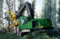 953M Tracked Feller Buncher