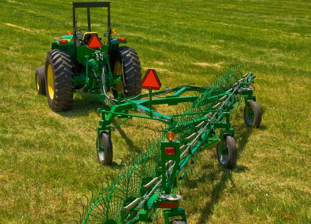 WR41 Series Wheel Rakes