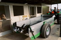 MS11 Series Manure Spreaders
