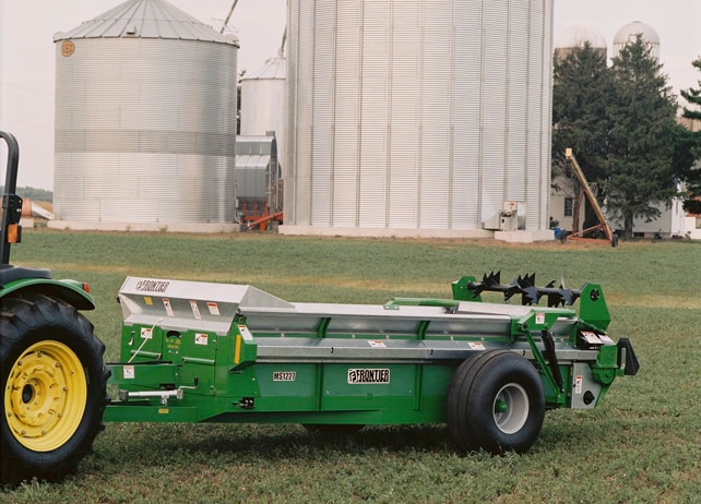 MS12 Series Manure Spreaders