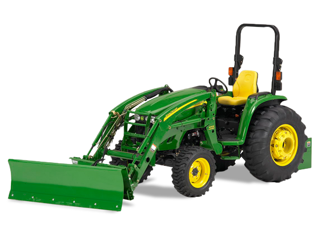 Evergreen Implement - Loader Attachments