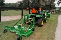 GM10E Series Grooming Mowers