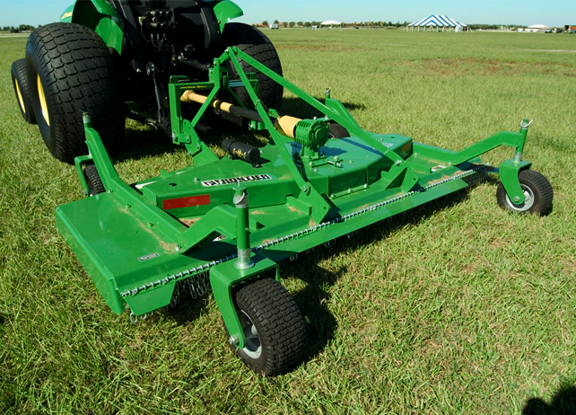 GM21 Series Grooming Mower