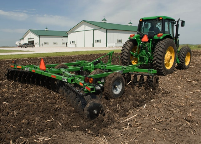 John Deere Dh16 Series Disk Harrows Tillage Equipment