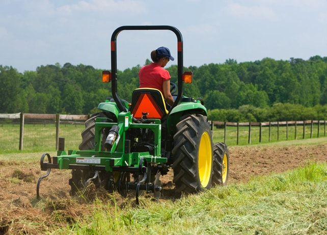 Best John Deere Tractor For Food Plots