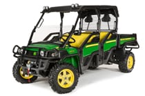 Camo Gator Crossover Utility Vehicle XUV825i S4