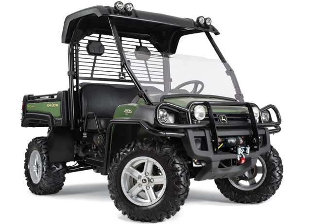 XUV 855D Power Steering XUV Utility Vehicles