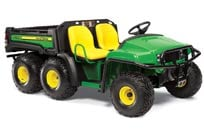 Follow the link to learn more about Gator Utility Vehicles