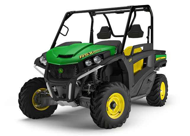 Gator Rsx850i http://www.deere.com/wps/dcom/en_US/products/equipment/gator_utility_vehicles/recreational_utility_vehicles/850i/rsx850i.page