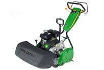 Follow the link to the Greens Mowers page