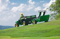 22B Utility Trailer Walk Behind Greens Mowers