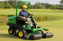 2500B Gas Riding Greens Mowers