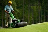 Walk Greens Mowers