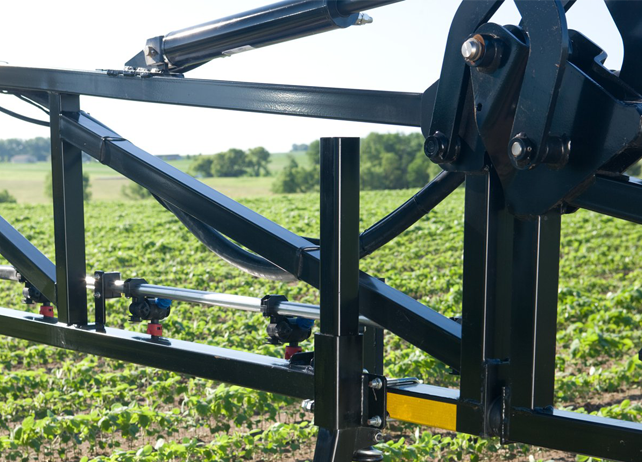 AutoBoom™ (PowerGlide Plus & UltraGlide) Field and Crop Solutions