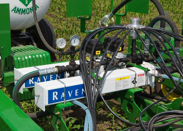 Raven AccuFlow™ Field and Crop Solutions