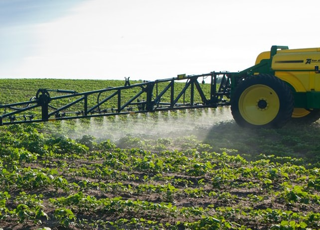 Raven SmartBoom™ Field and Crop Solutions
