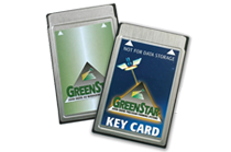 Original GreenStar™ Basic Keycard