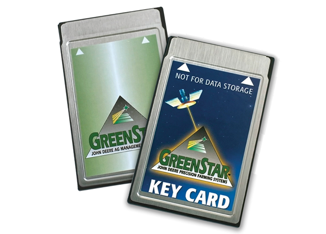 GreenStar™ Basic Keycard Information Management