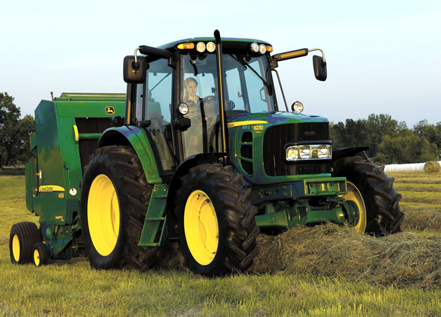 458 Silage Special 8 Series Round Balers