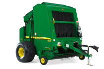 John&nbsp;Deere 568 Round Baler