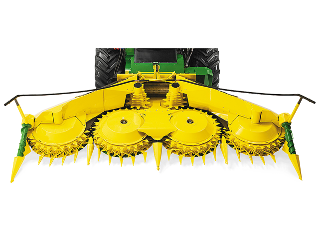 676 Rotary Harvesting Unit SPFH Corn Header Series